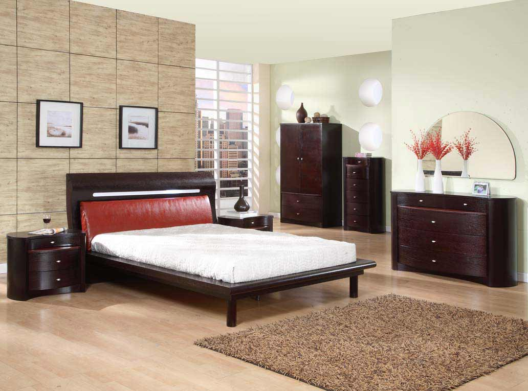 contemporary bedroom furniture designs photo - 10