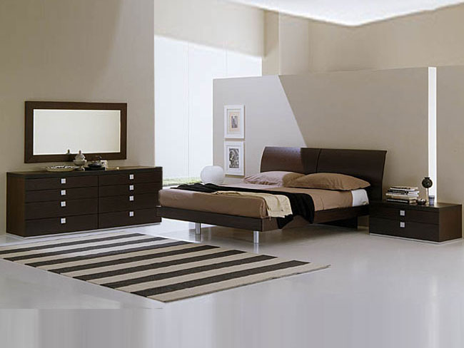 contemporary bedroom furniture designs photo - 3