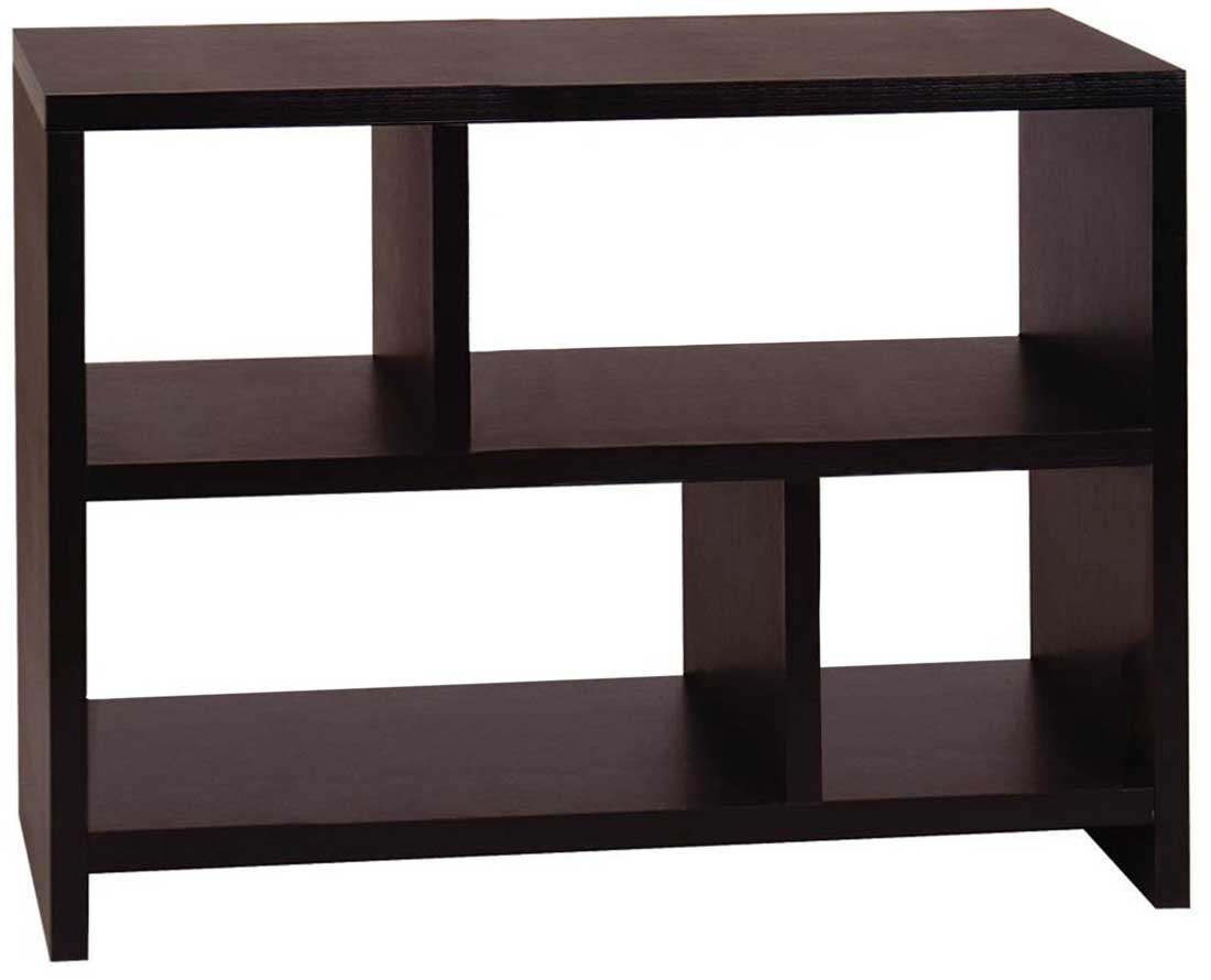 contemporary black sofa table photo - 9