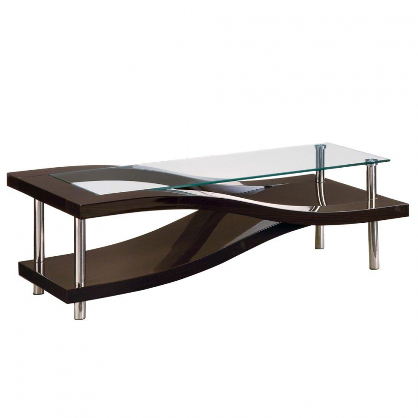 contemporary coffee tables glass photo - 10