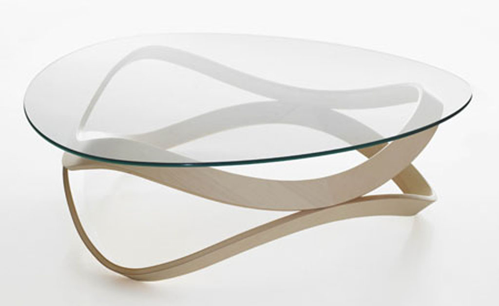 contemporary coffee tables glass photo - 2