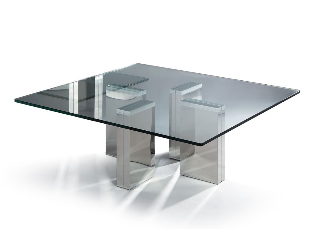 contemporary coffee tables glass photo - 5