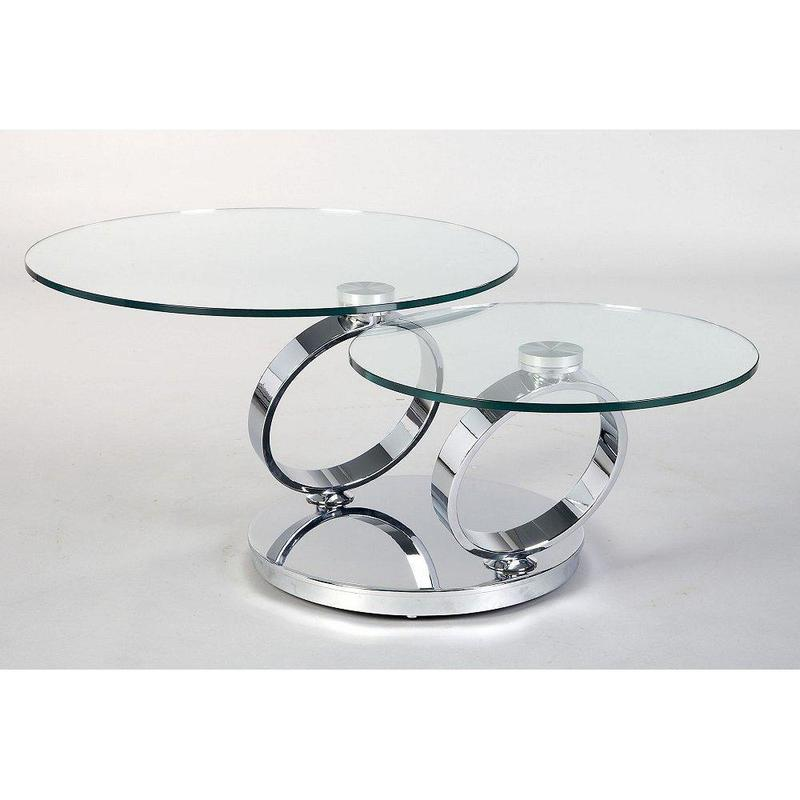 contemporary coffee tables glass photo - 8