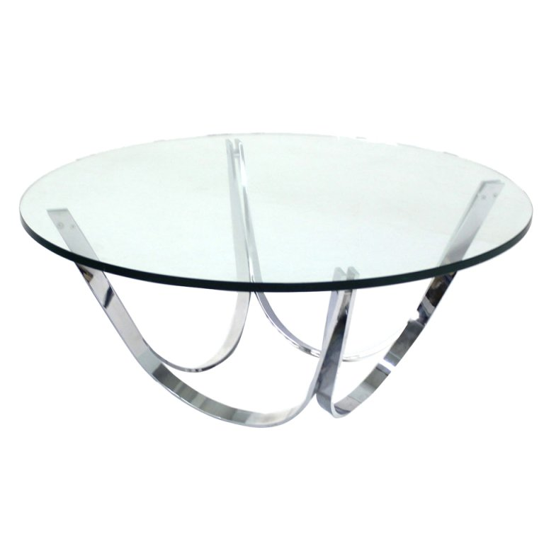 contemporary coffee tables glass photo - 9
