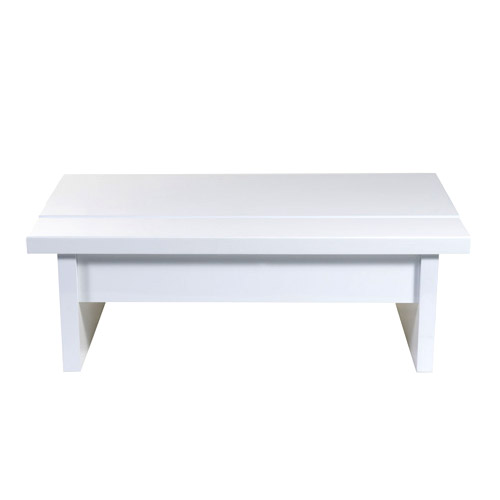 contemporary coffee tables with storage photo - 3