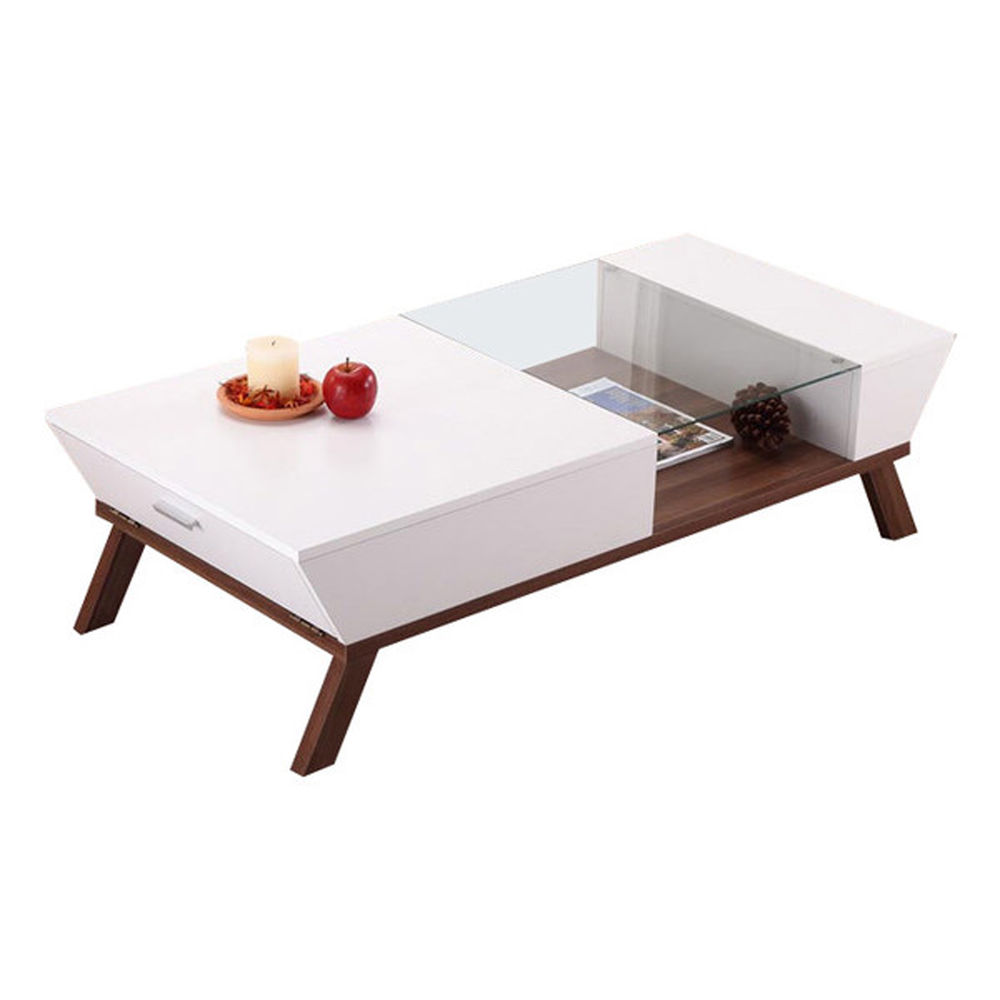 contemporary coffee tables with storage photo - 7