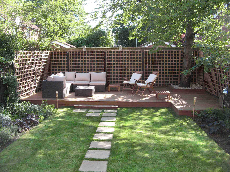 contemporary garden design ideas photos photo - 2