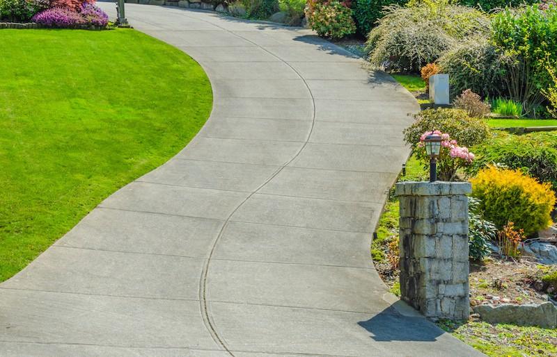 contemporary garden path ideas photo - 5