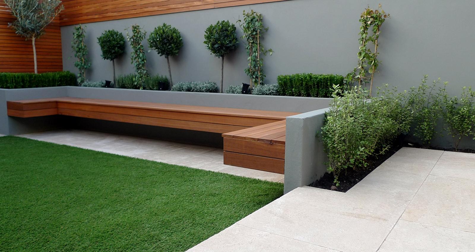 Contemporary garden paving ideas   Hawk Haven