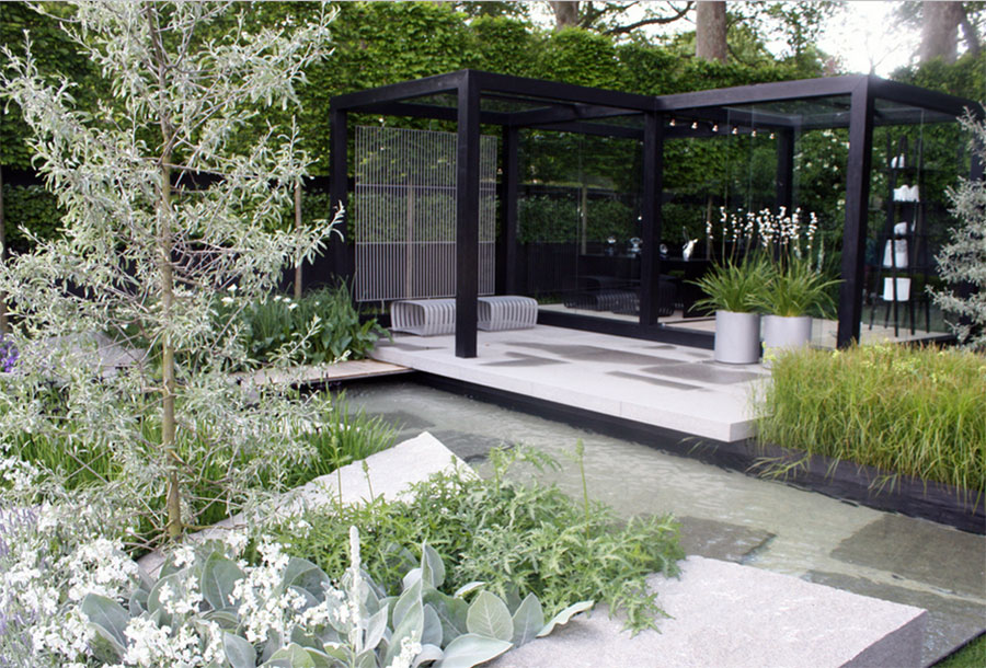 contemporary garden planting plans photo - 10