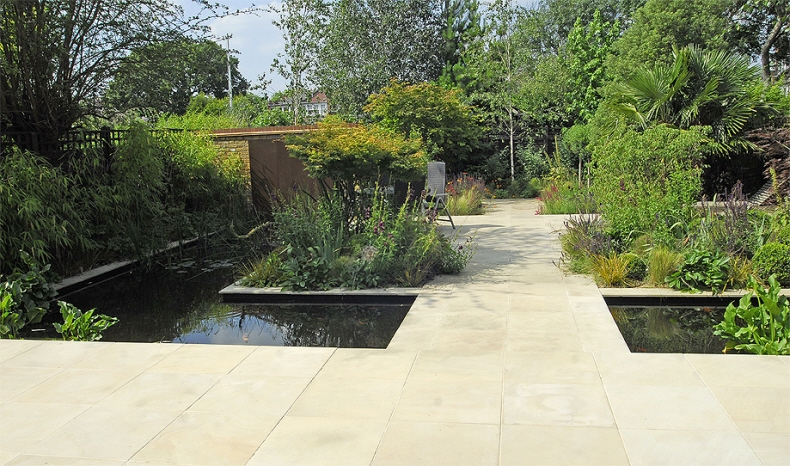 contemporary garden planting plans photo - 5