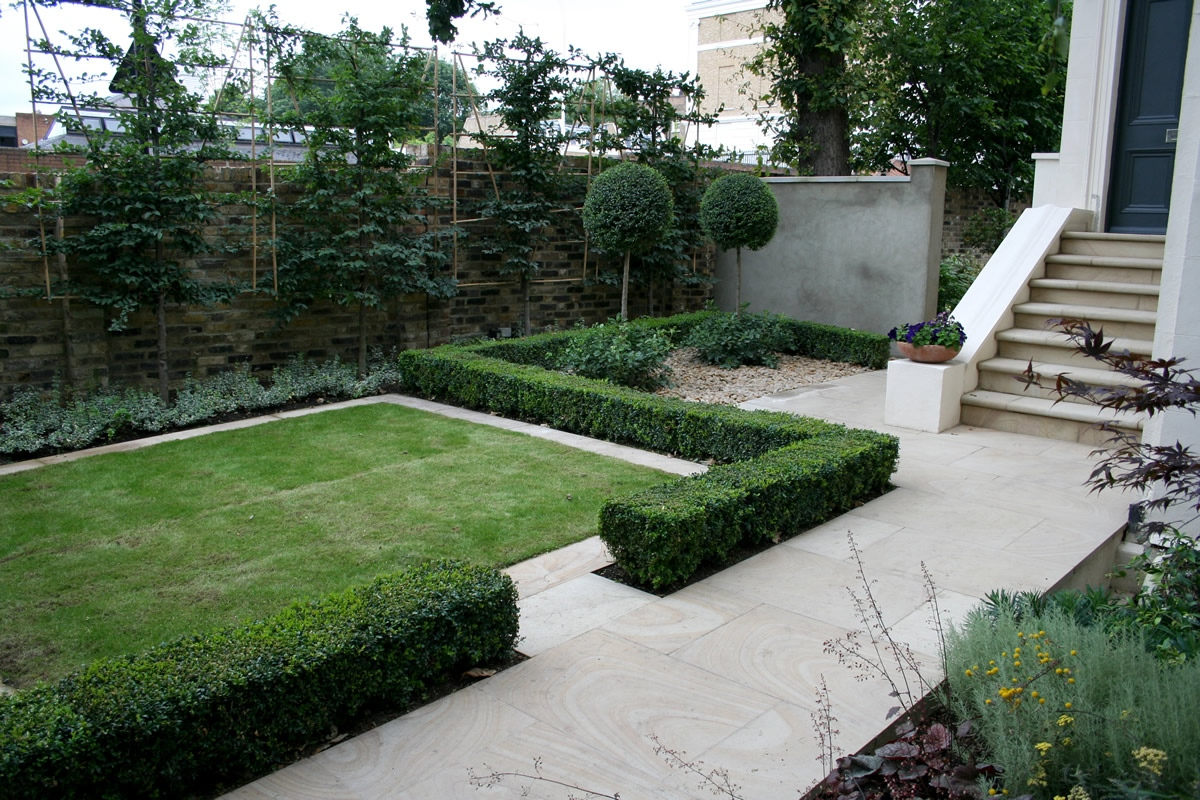 contemporary garden planting plans photo - 6