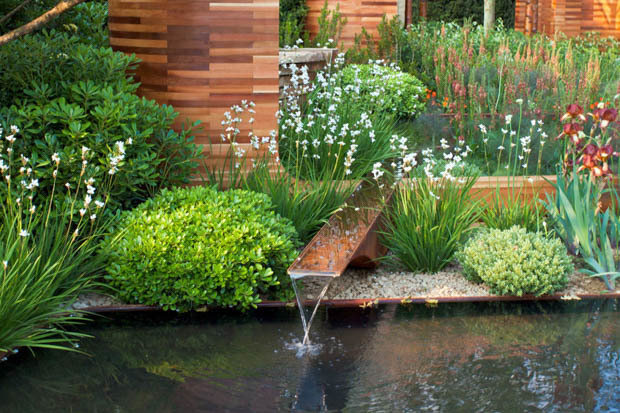 contemporary garden planting plans photo - 8