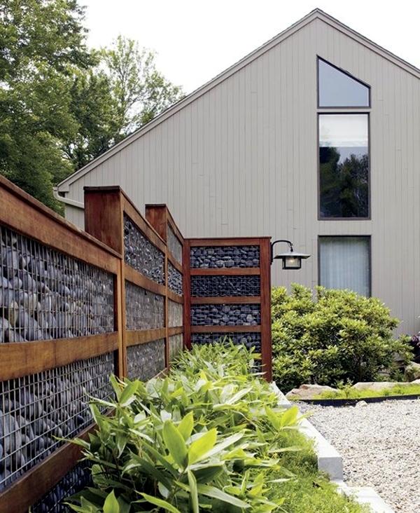 contemporary garden screening ideas photo - 9