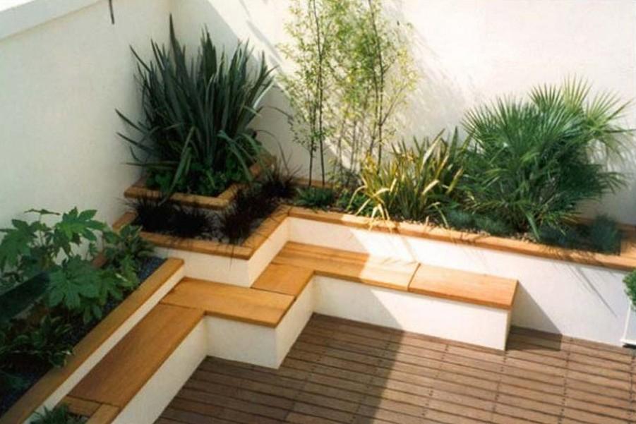 Contemporary garden seating ideas | Hawk Haven