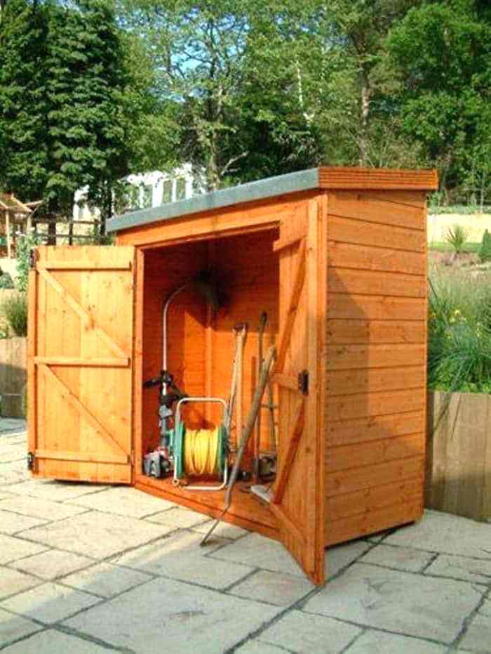 contemporary garden shed plans photo - 7