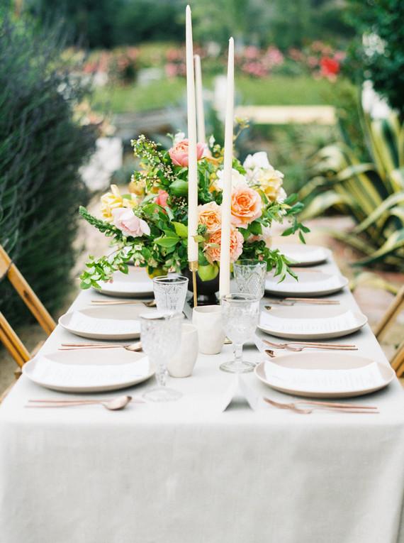 contemporary garden wedding ideas photo - 10