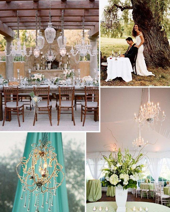 contemporary garden wedding ideas photo - 3