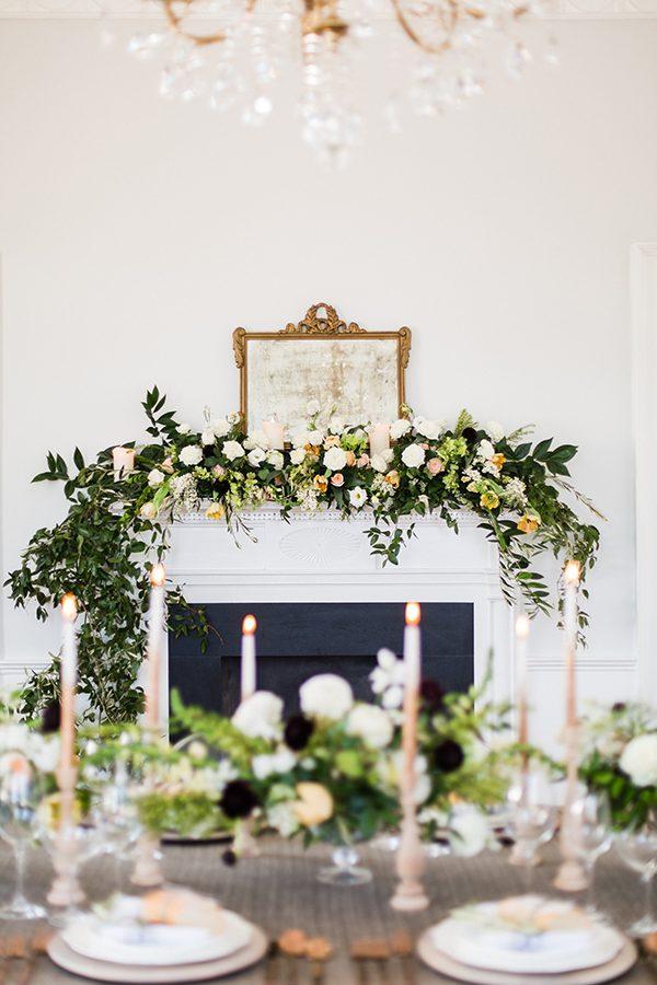 contemporary garden wedding ideas photo - 7