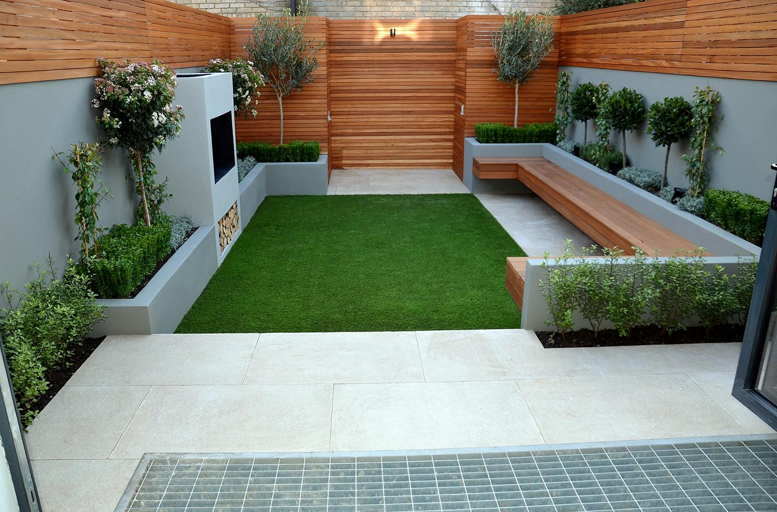 contemporary gardens design ideas photo - 6