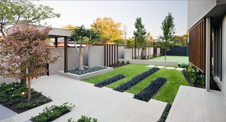 contemporary gardens design ideas photo - 7