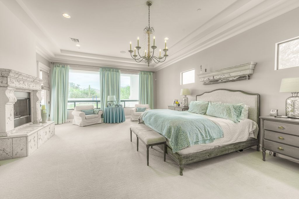 contemporary traditional bedroom ideas photo - 10