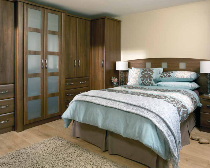 contemporary traditional bedroom ideas photo - 2
