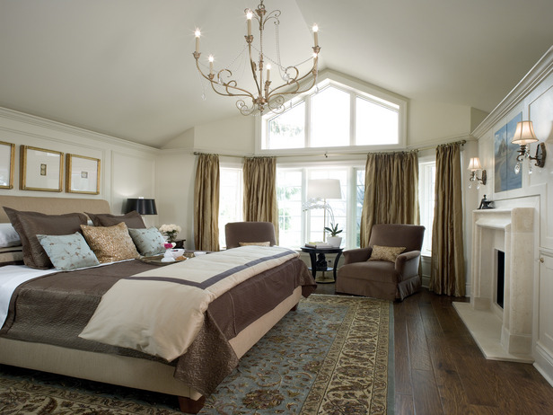 contemporary traditional bedroom ideas photo - 5