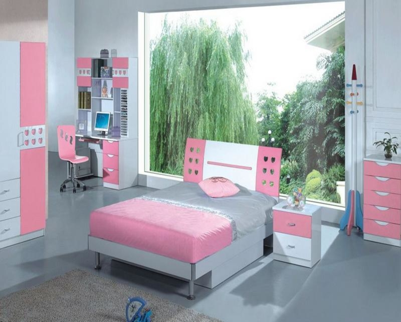 cool bedroom furniture for girls photo - 10