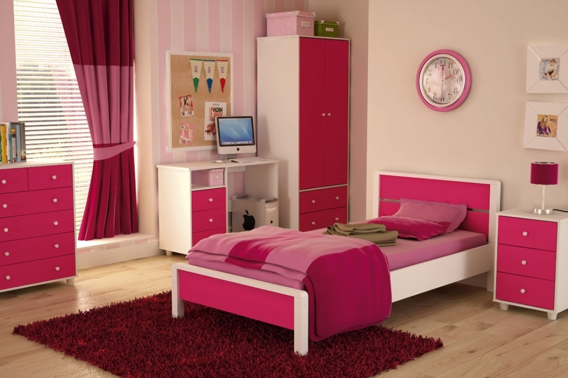 cool bedroom furniture for girls photo - 4