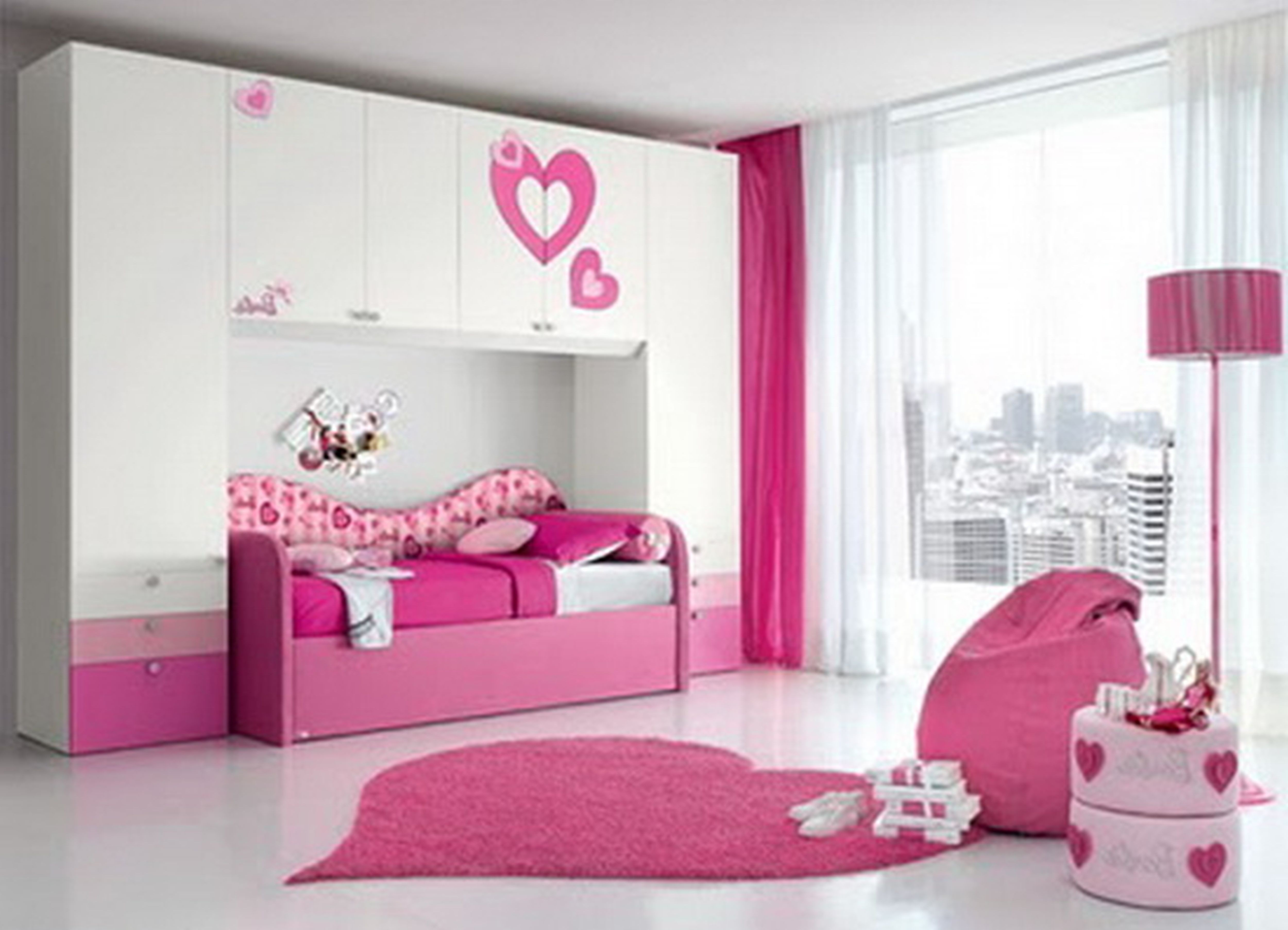 cool bedroom furniture for girls photo - 8