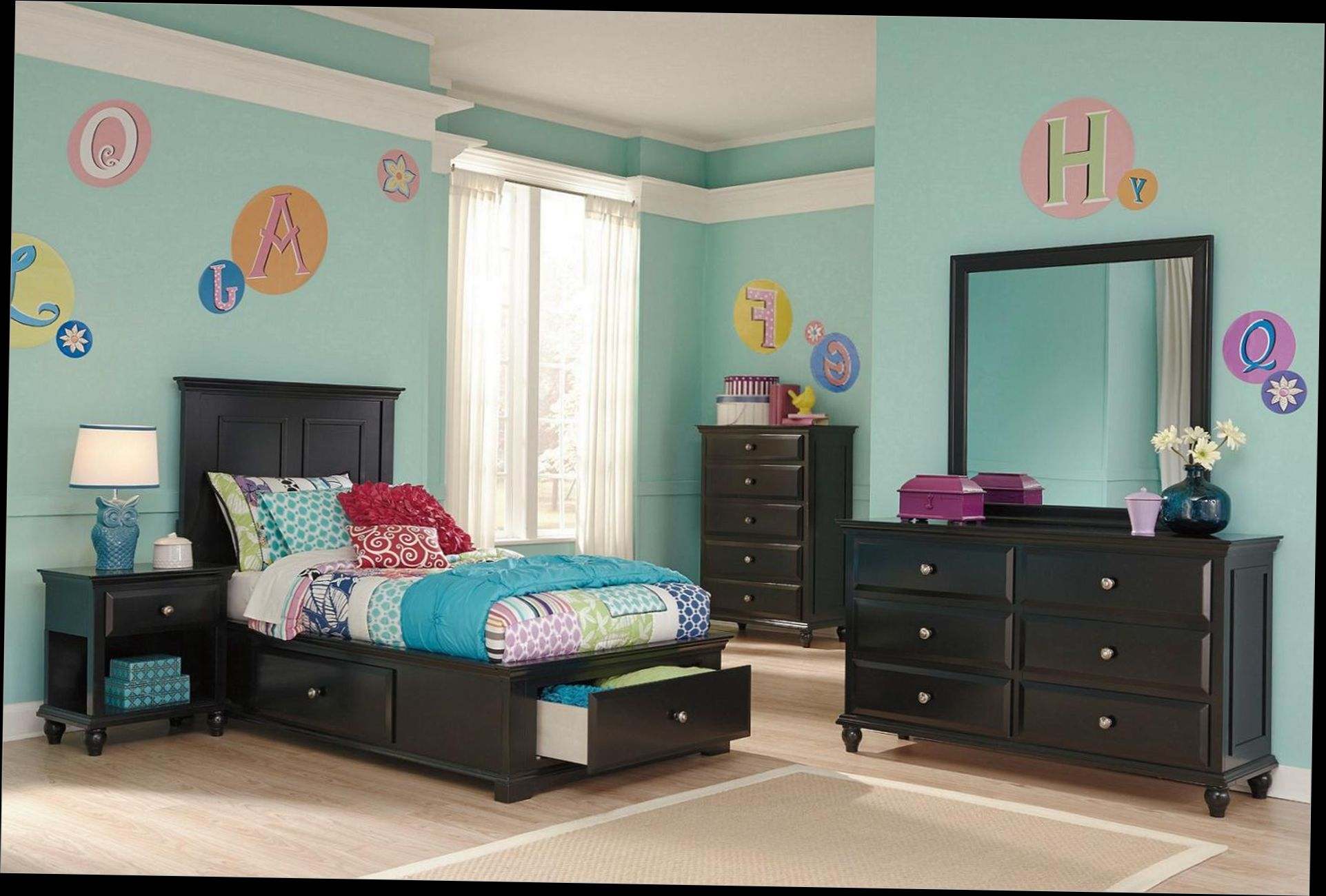 cool bedroom furniture for girls photo - 9