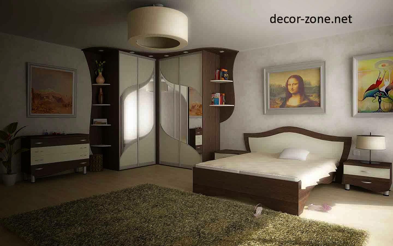 corner bedroom furniture ideas photo - 2