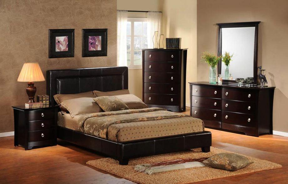 corner bedroom furniture ideas photo - 5