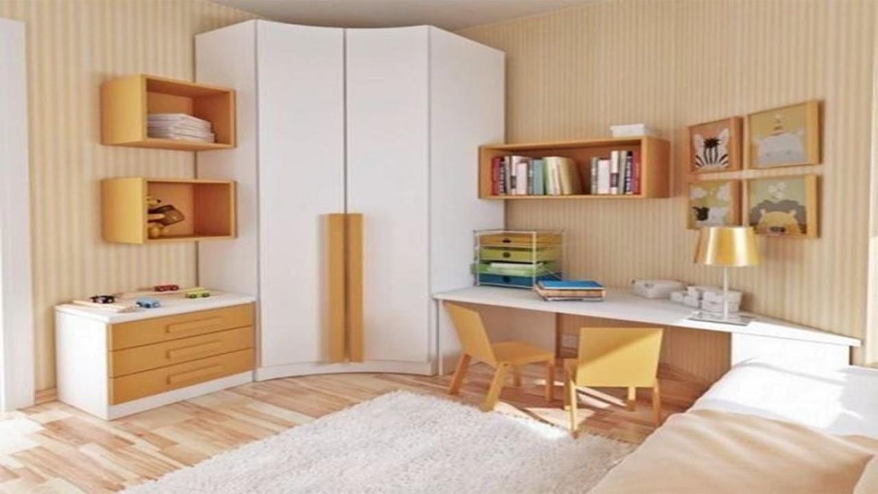 corner bedroom furniture ideas photo - 9