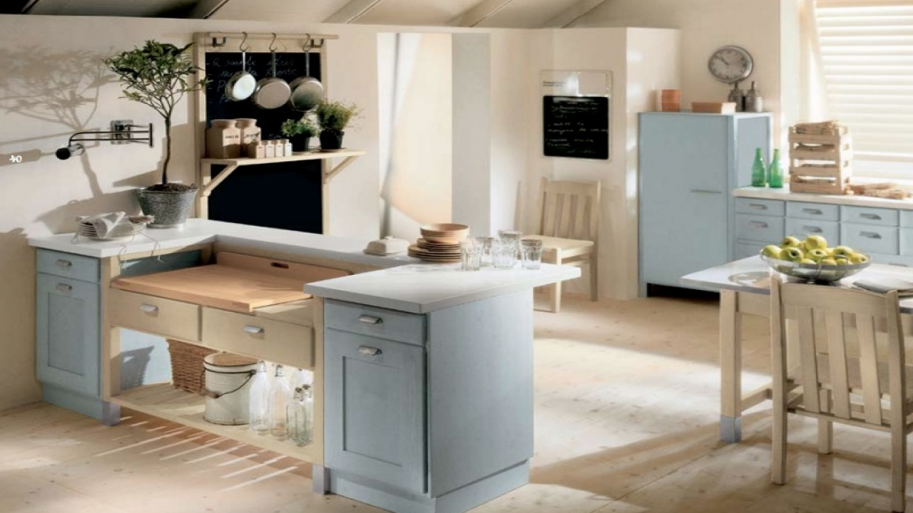country cottage kitchen designs photo - 8