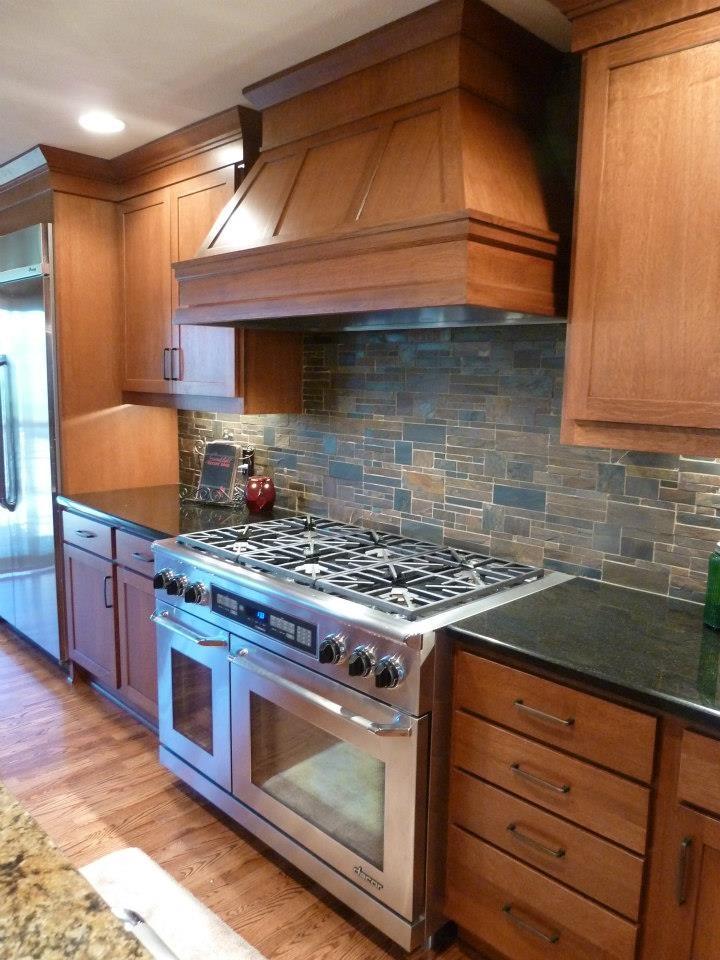 country kitchen backsplash designs photo - 6