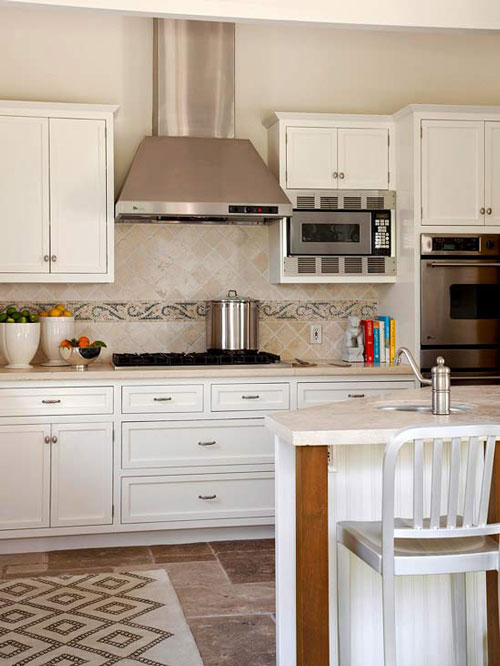 country kitchen backsplash designs photo - 7
