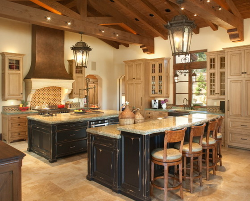 country kitchen bar designs photo - 7