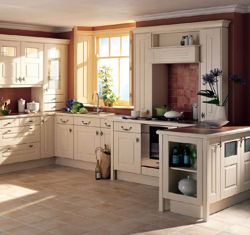 country kitchen cabinet design ideas photo - 2