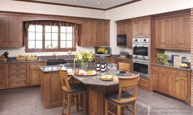 country kitchen cabinet design ideas photo - 4
