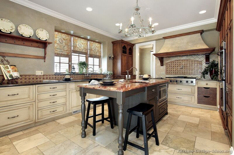 country kitchen cabinet design ideas photo - 8