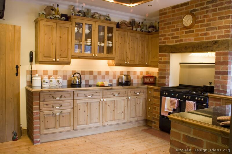 country kitchen cabinet designs photo - 5
