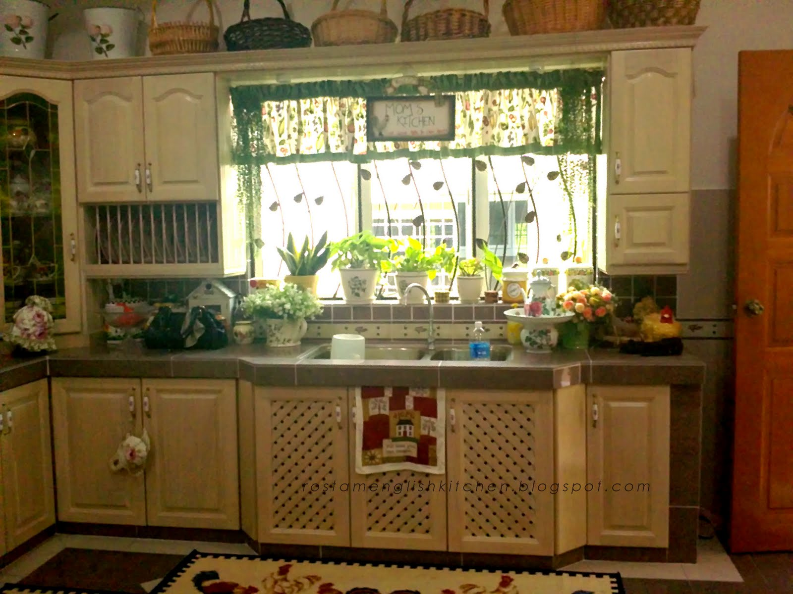 country kitchen cabinets pictures photo - 1