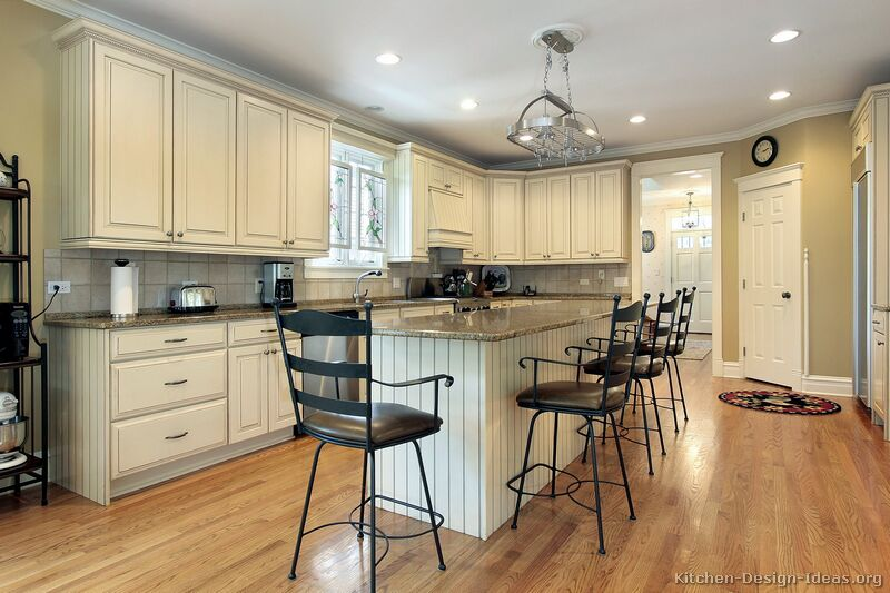 country kitchen cabinets pictures photo - 8