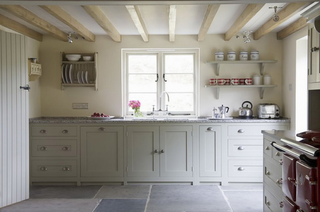 country kitchen cabinets pictures photo - 9