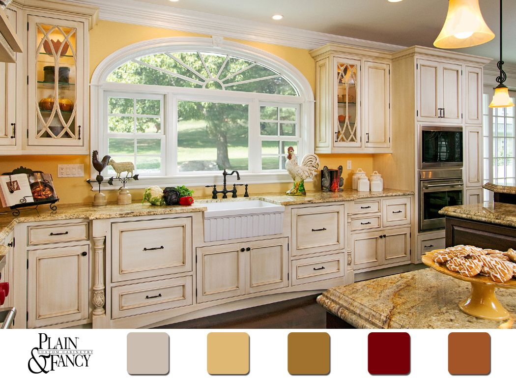 Country Kitchen Colors Pictures Hawk