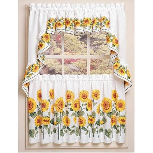 country kitchen curtain designs photo - 4