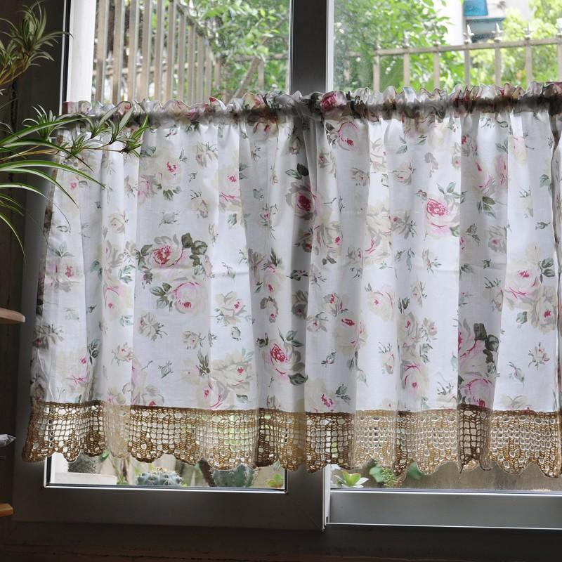 country kitchen curtain designs photo - 8