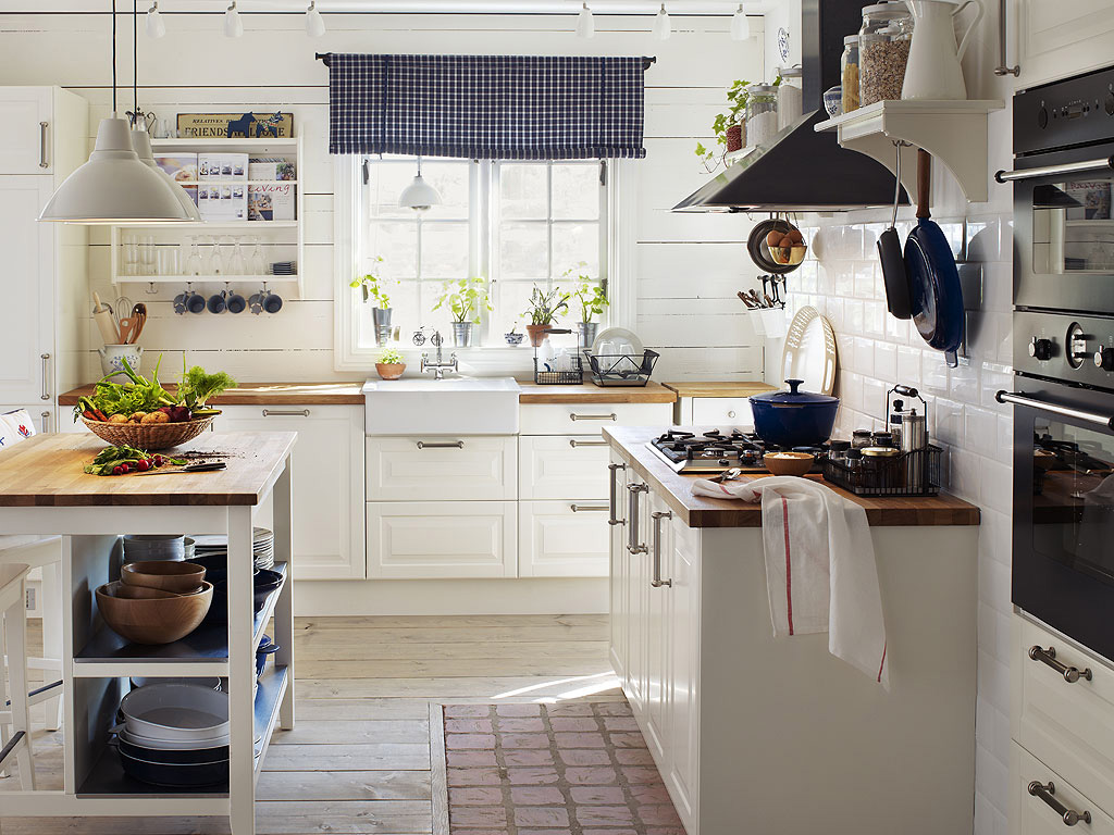 country kitchen designs layouts photo - 1